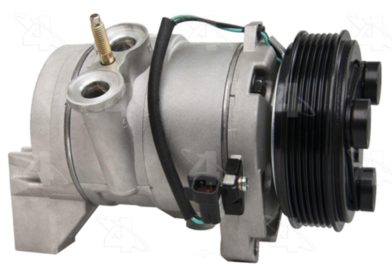 FOUR SEASONS - New Compressor - FSE 68678