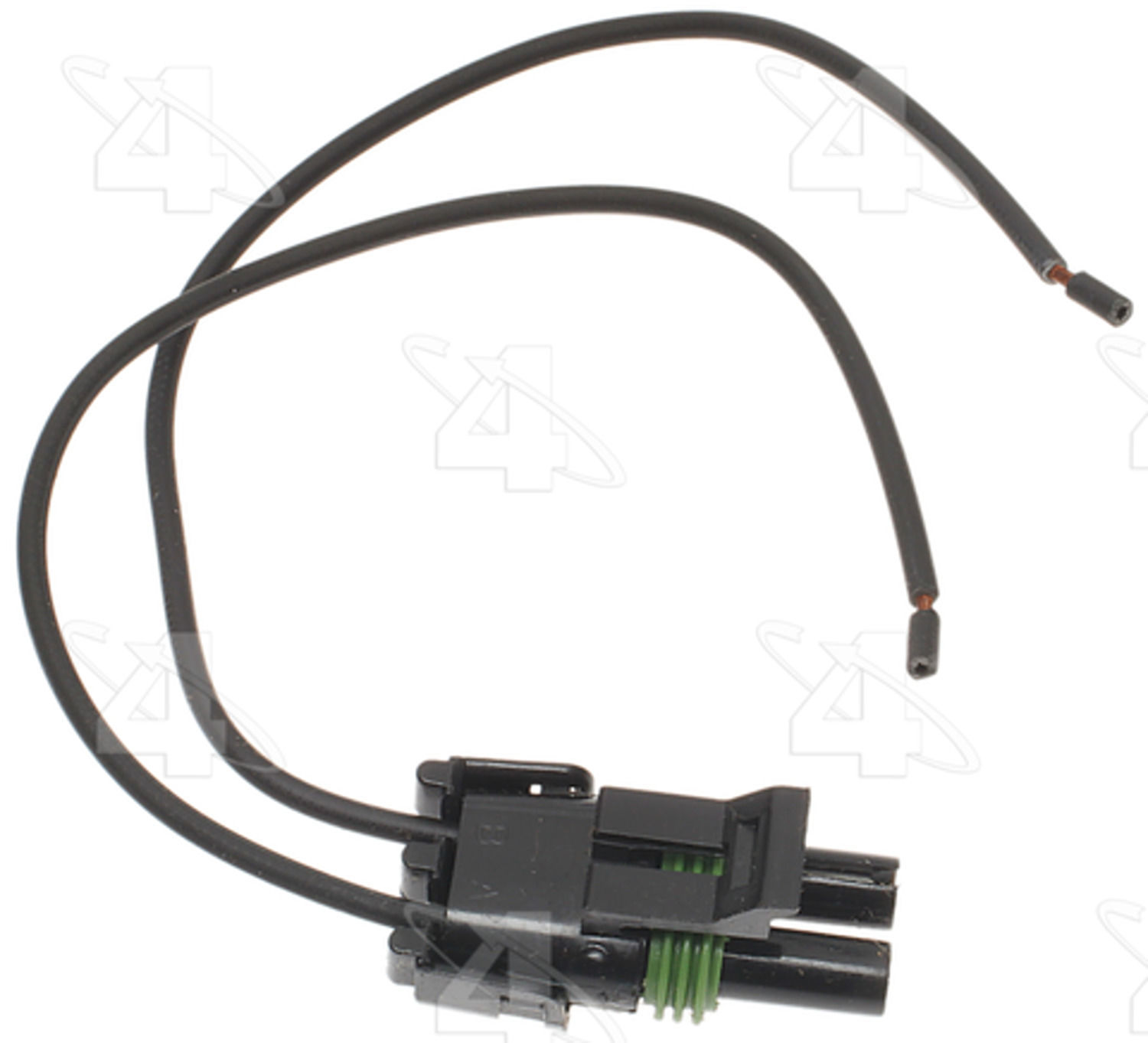FOUR SEASONS - Engine Cooling Fan Switch Connector - FSE 70010