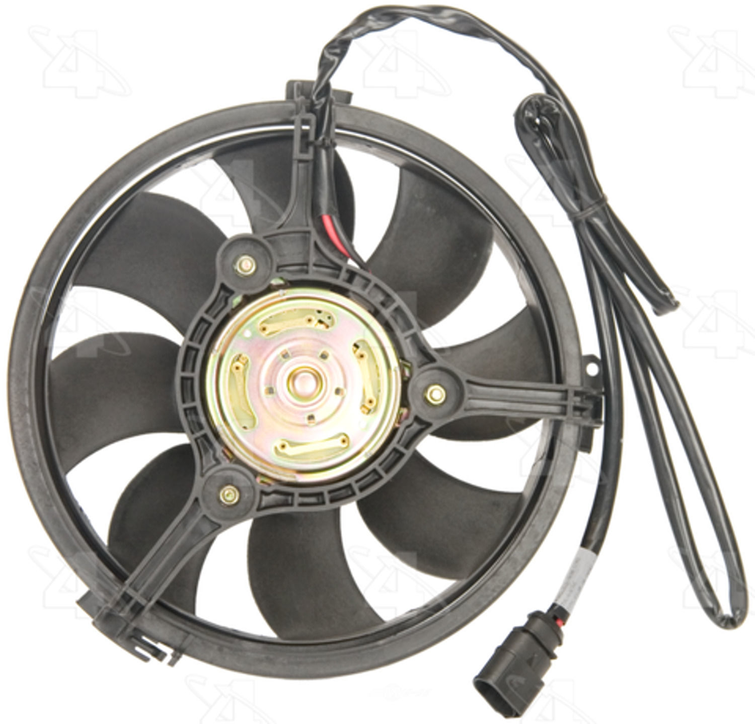 FOUR SEASONS - Condenser Fan Assembly - FSE 75603