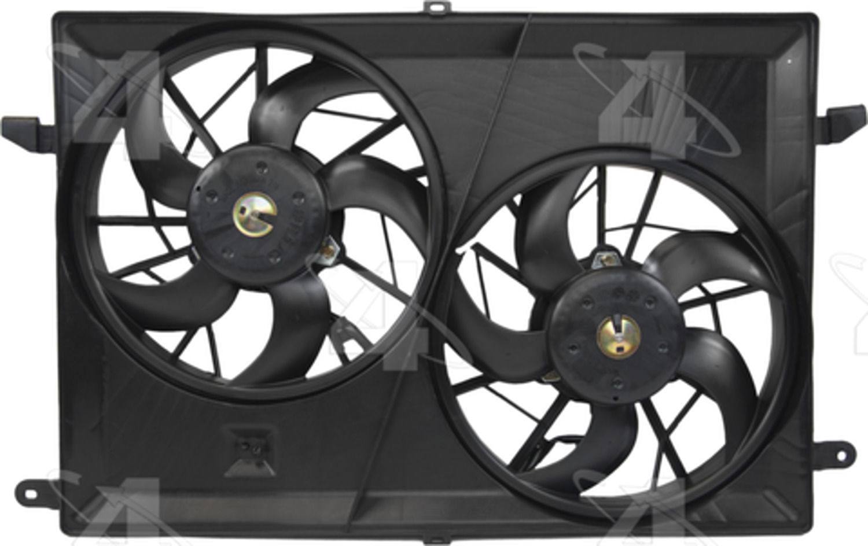 FOUR SEASONS - Rad / Cond Fan Assembly - FSE 76206