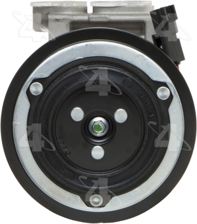 FOUR SEASONS - New Compressor - FSE 78190
