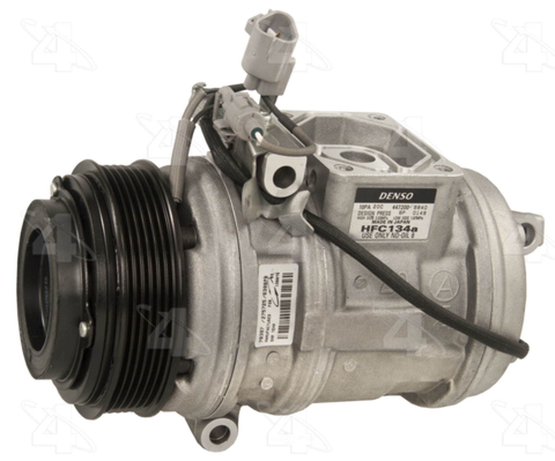 FOUR SEASONS - New Compressor - FSE 78397