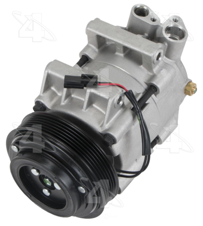 FOUR SEASONS - New Compressor - FSE 98490