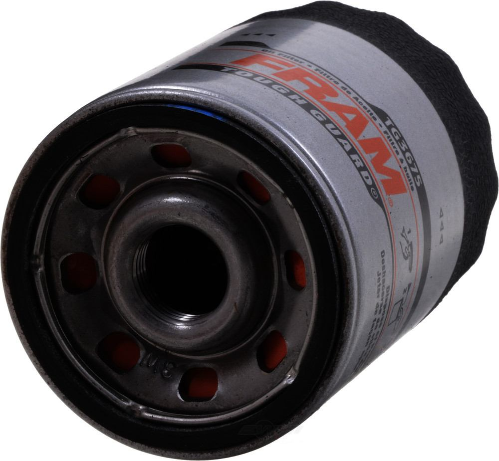 FRAM TOUGH GUARD FILTERS - Tough Guard Engine Oil Filter - FTG TG3675