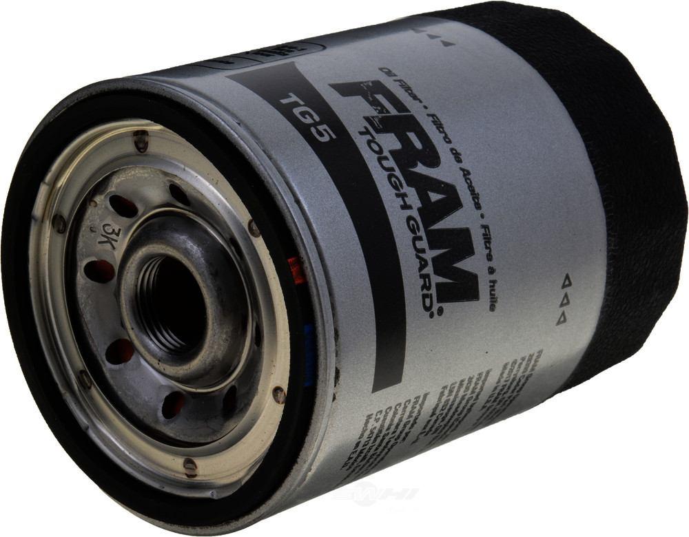 FRAM TOUGH GUARD FILTERS - Tough Guard Engine Oil Filter - FTG TG5