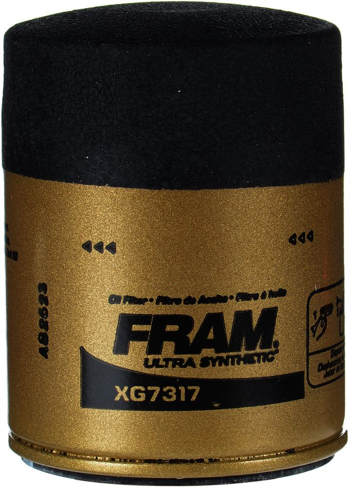 FRAM EXTENDED GUARD FILTERS - Spin-On Full Flow Oil Filter - FXG XG7317