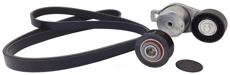 GATES - Serpentine Belt Drive Enhancement Kit - GAT 38185K