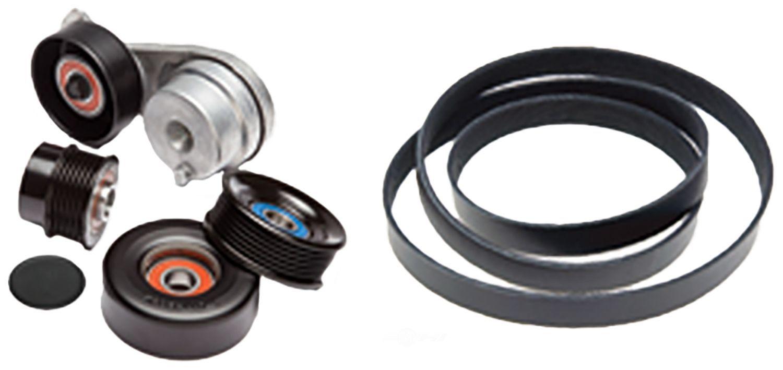 GATES - Serpentine Belt Drive Enhancement Kit - GAT 38189K2