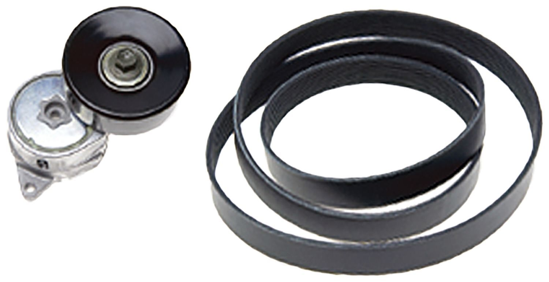 GATES - Serpentine Belt Drive Enhancement Kit - GAT 38327K