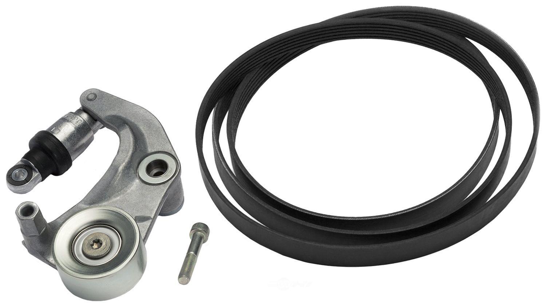 GATES - Serpentine Belt Drive Enhancement Kit - GAT 39054K