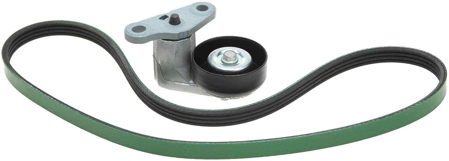 GATES - Accessory Belt Drive Kit (Air Conditioning) - GAT ACK040378HD