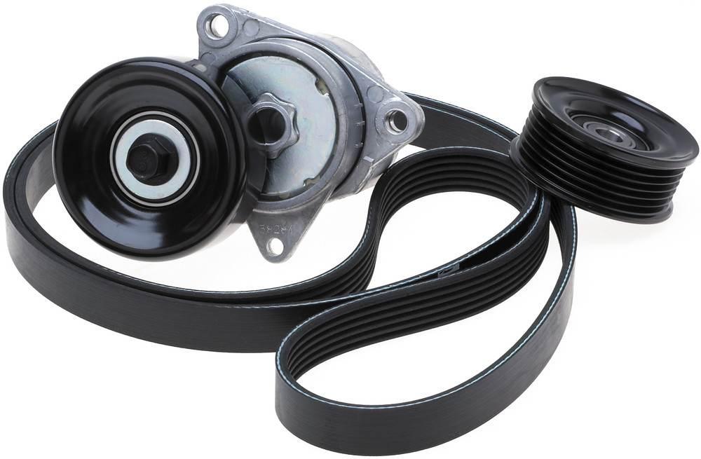 GATES - Accessory Belt Drive Kit - GAT ACK060711