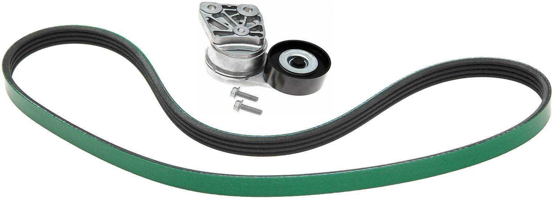 GATES - Accessory Belt Drive Kit (Alternator) - GAT ACK080585HD