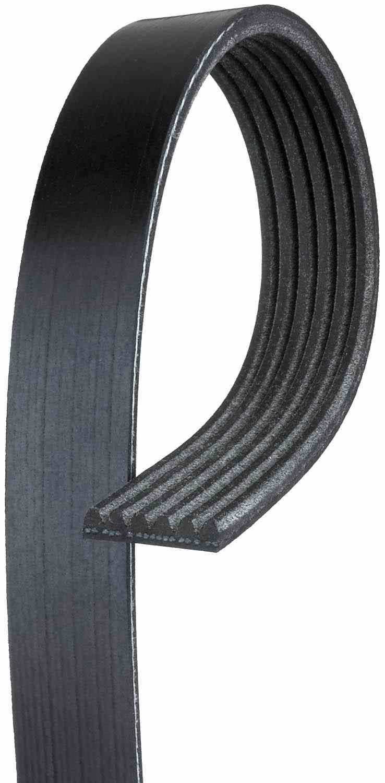 GATES - Premium OE Micro-V Belt (Accessory Drive) - GAT K060837