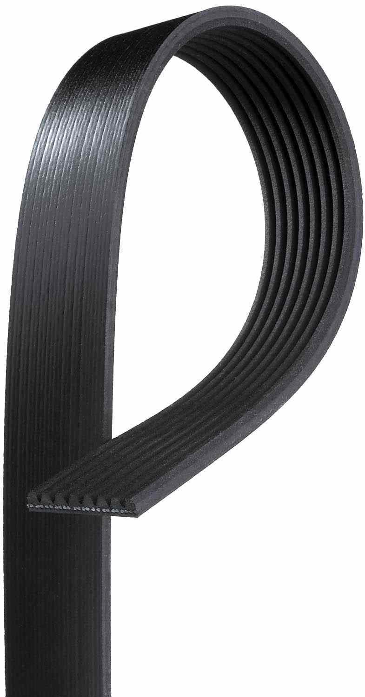 GATES - Premium OE Micro-V Belt (Supercharger) - GAT K080751