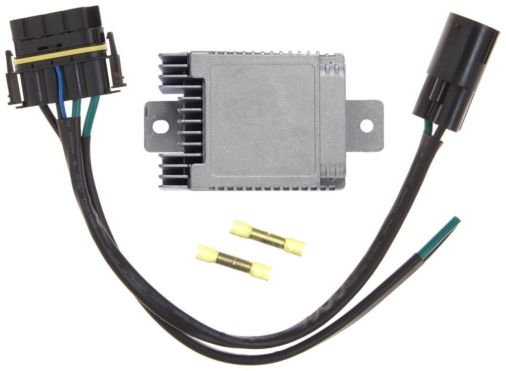 GATES - Engine Cooling Fan Module - GAT FCM120K