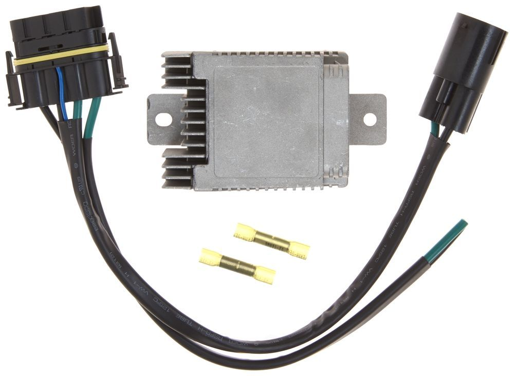 GATES - Engine Cooling Fan Module - GAT FCM121K