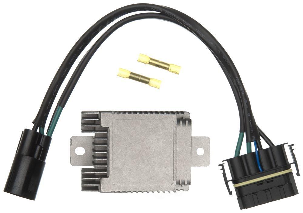 GATES - Engine Cooling Fan Module - GAT FCM124K