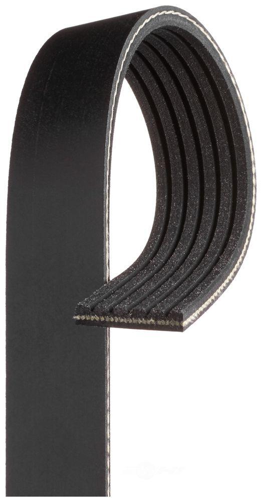 GATES - Premium OE Micro-V Belt (Alternator) - GAT K060396A