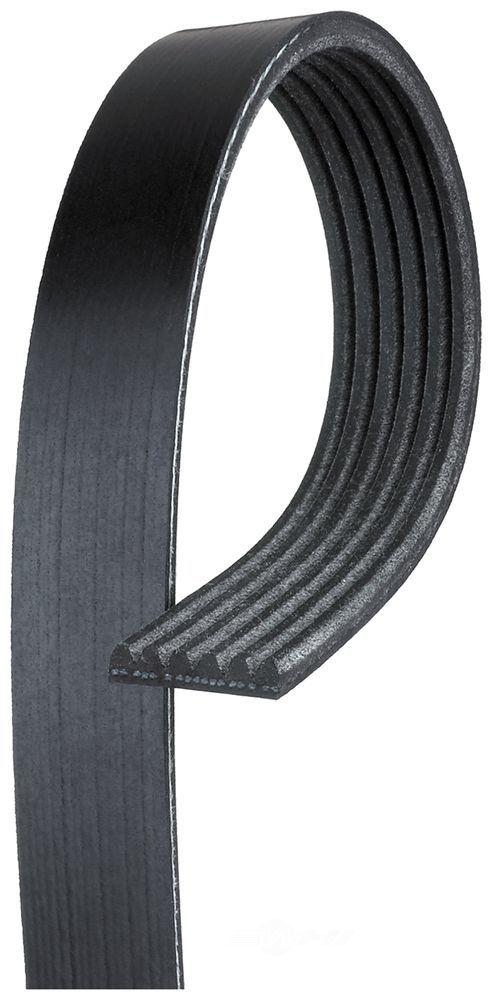 GATES - Premium OE Micro-V Belt (Fan, Alternator, Power Steering and Air Conditioning) - GAT K061187