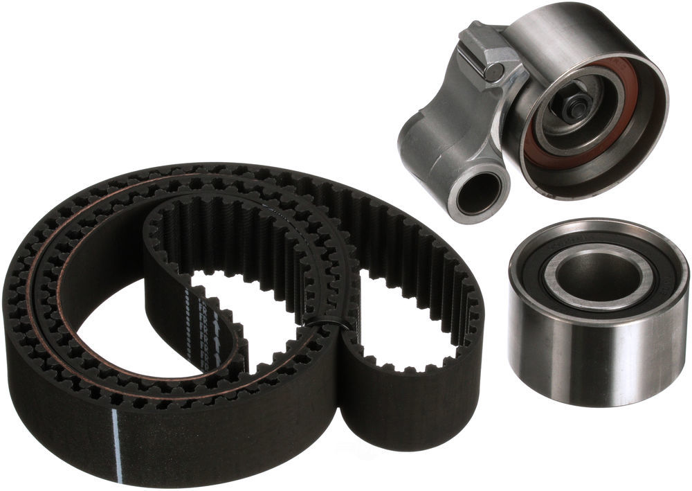 GATES - PowerGrip Premium OE Timing Belt Component Kit - GAT TCK257