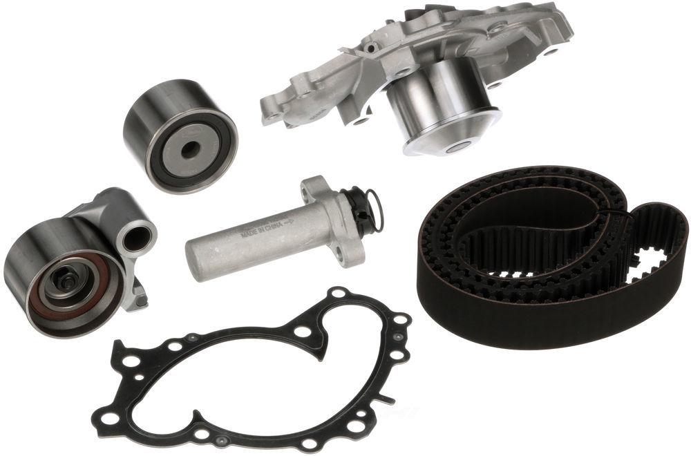 GATES - Powergrip Premium Oe Timing Belt Component Kit W/water Pump - GAT TCKWP257