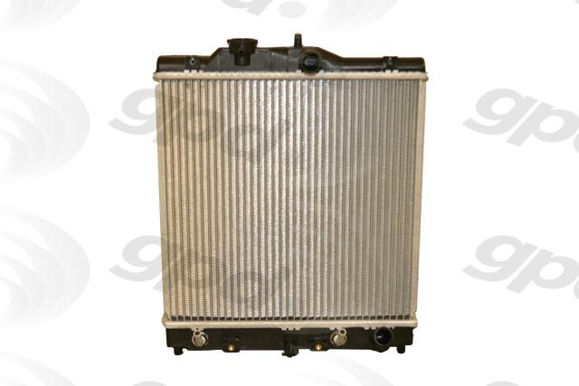 GLOBAL PARTS - Radiator - GBP 1290C