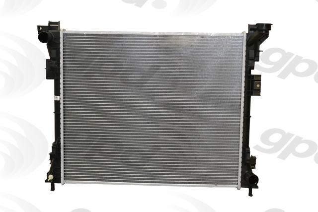 GLOBAL PARTS - Radiator - GBP 13062C