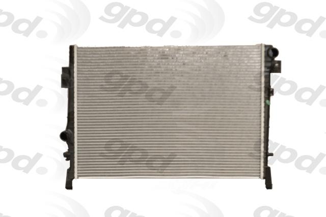 GLOBAL PARTS - Radiator - GBP 13084C