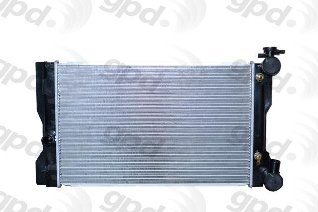 GLOBAL PARTS - Radiator - GBP 13106C