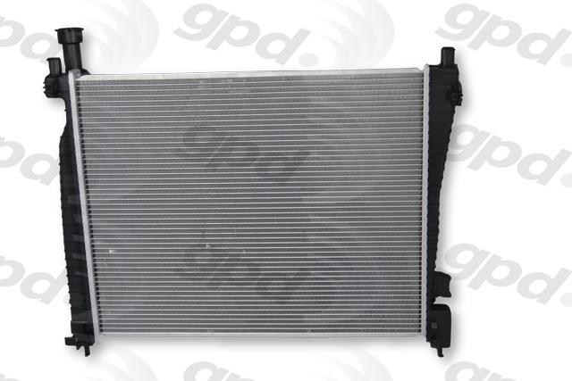 GLOBAL PARTS - Radiator - GBP 13200C