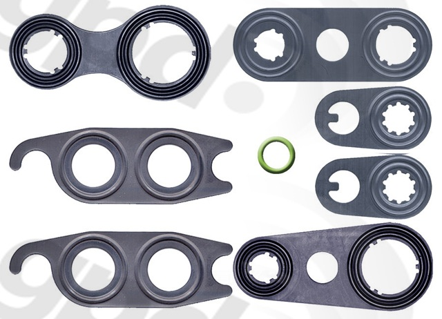GLOBAL PARTS - A/c System O-ring & Gasket Kit - GBP 1321234