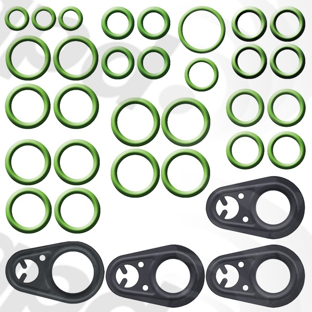 GLOBAL PARTS - A/c System O-ring & Gasket Kit - GBP 1321240