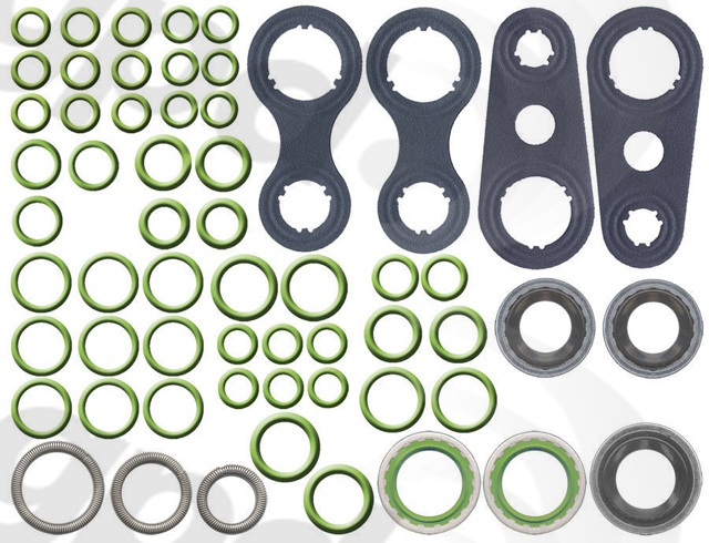 GLOBAL PARTS - A/c System O-ring & Gasket Kit - GBP 1321242