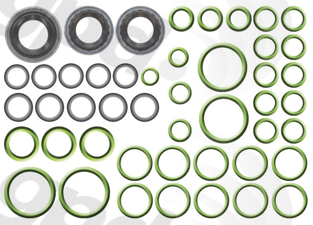 GLOBAL PARTS - A/c System O-ring & Gasket Kit - GBP 1321265