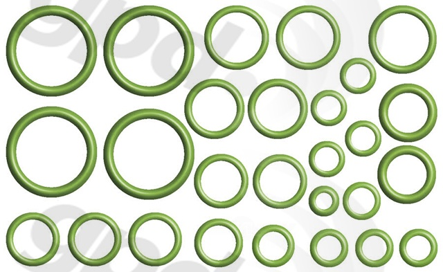 GLOBAL PARTS - A/c System O-ring & Gasket Kit - GBP 1321287