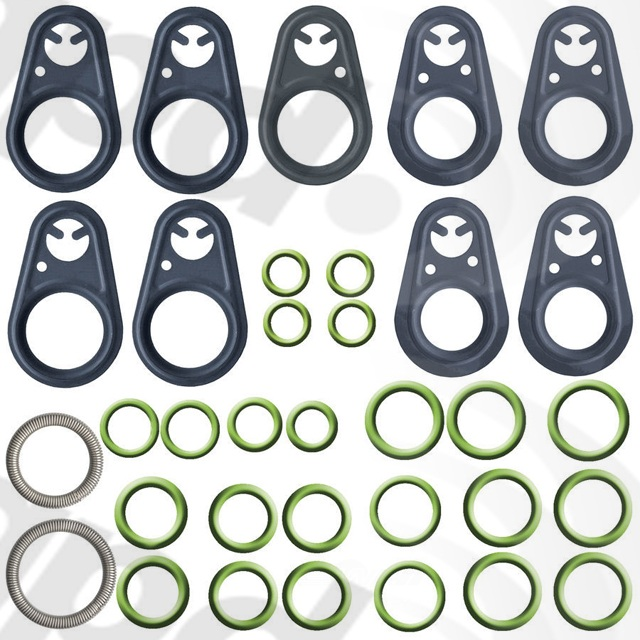 GLOBAL PARTS - A/C System O-Ring & Gasket Kit - GBP 1321295