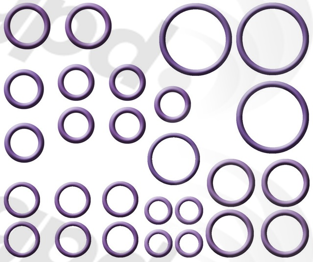 GLOBAL PARTS - A/c System O-ring & Gasket Kit - GBP 1321300
