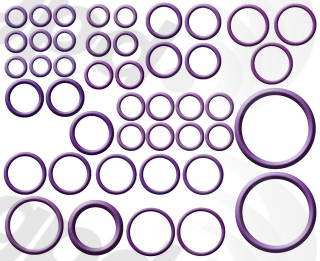 GLOBAL PARTS - A/C System O-Ring & Gasket Kit - GBP 1321301
