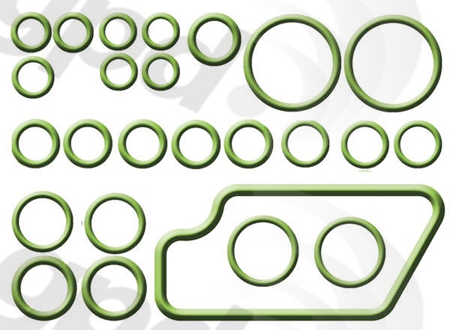GLOBAL PARTS - A/c System O-ring & Gasket Kit - GBP 1321302