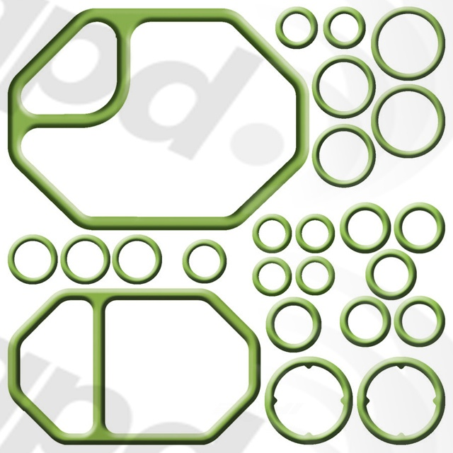 GLOBAL PARTS - A/c System O-ring & Gasket Kit - GBP 1321303