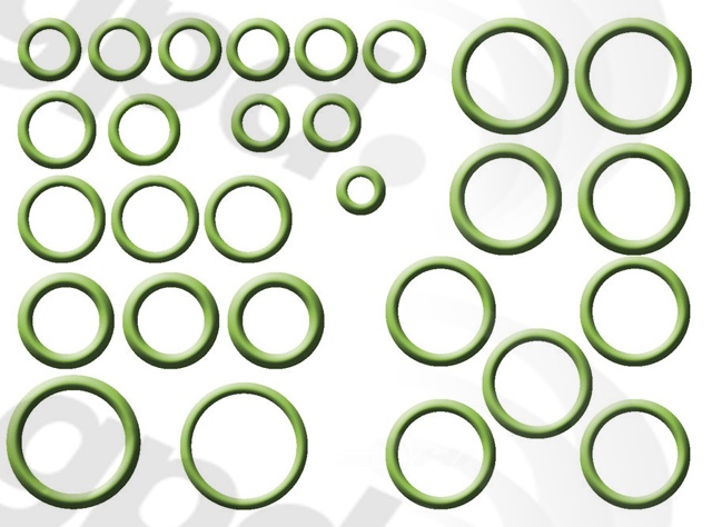 GLOBAL PARTS - A/c System O-ring & Gasket Kit - GBP 1321314