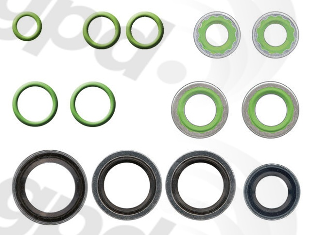 GLOBAL PARTS - A/c System O-ring & Gasket Kit - GBP 1321330
