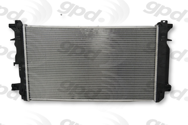 GLOBAL PARTS - Radiator - GBP 13254C