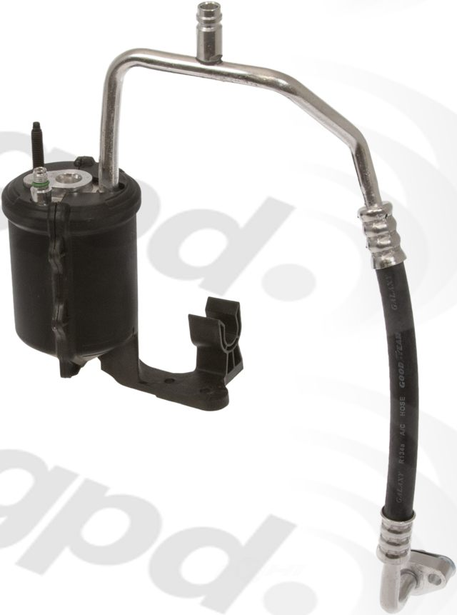 GLOBAL PARTS - A/C Accumulator w/Hose Assembly - GBP 1411864