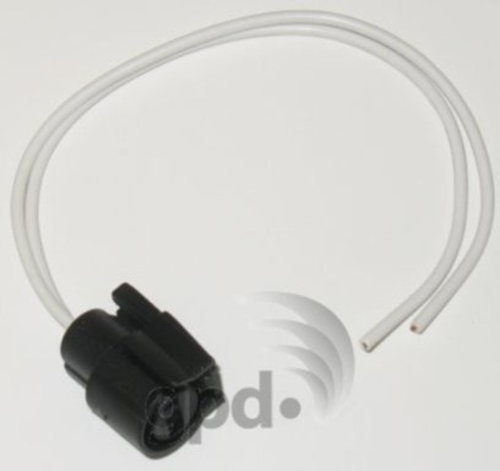GLOBAL PARTS - A/c Compressor Cut-out Switch Harness Connector - GBP 1711452