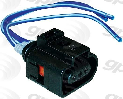 GLOBAL PARTS - A/c Pressure Transducer Connector - GBP 1711991