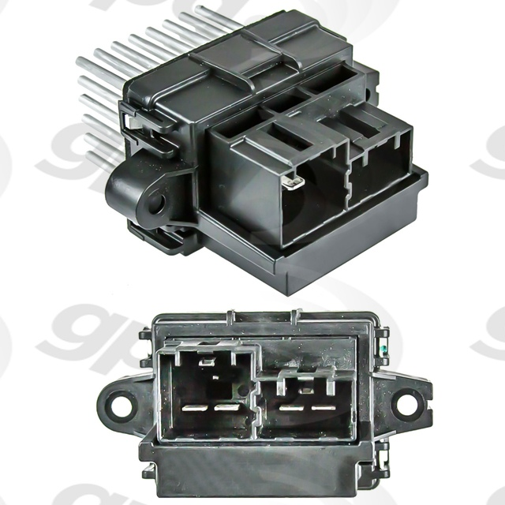 GLOBAL PARTS - Hvac Blower Motor Resistor - GBP 1712161