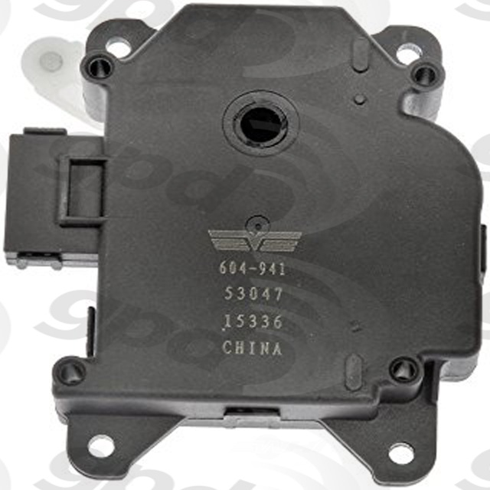 GLOBAL PARTS - HVAC Heater Blend Door Actuator - GBP 1712368