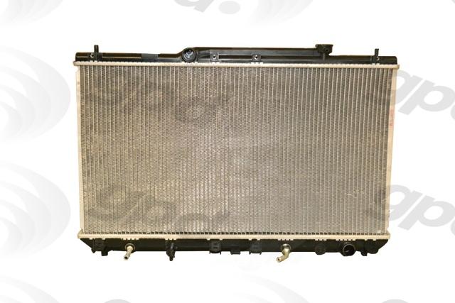 GLOBAL PARTS - Radiator - GBP 1909C